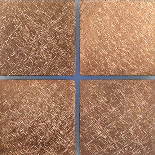Bronzen designschakelaar Basalte