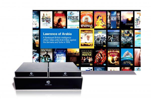 Kaleidescape lounge home cinema-videodatabase