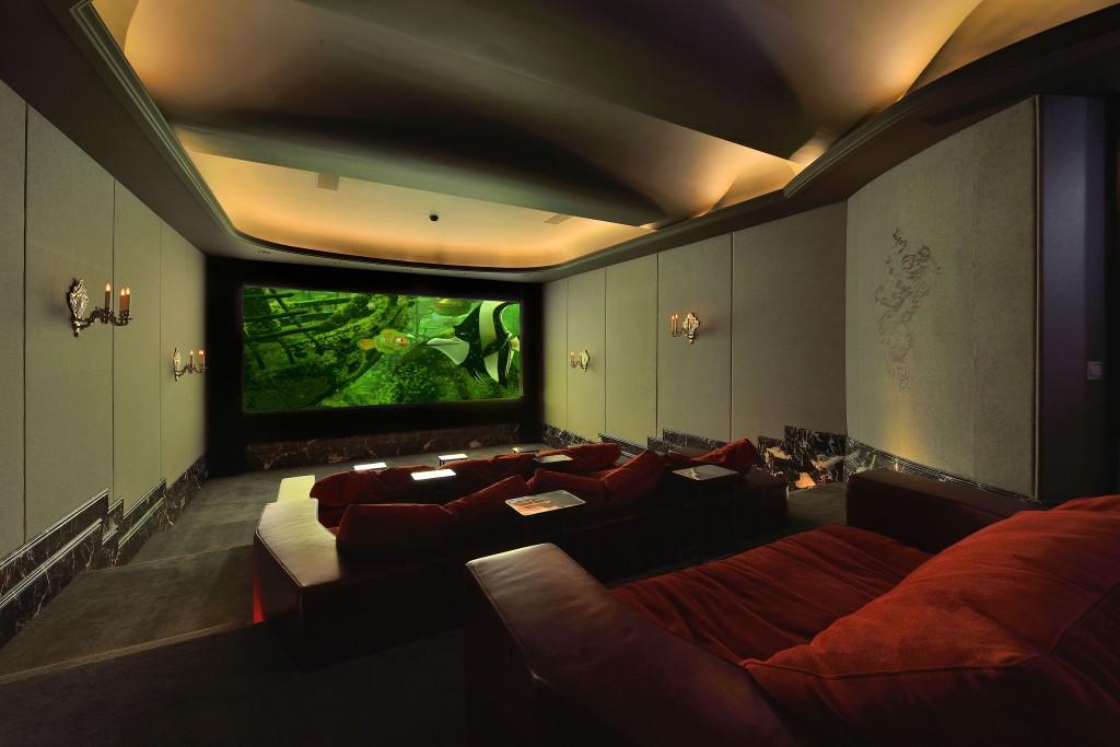 maatwerk home cinema met bioscoopgeluid