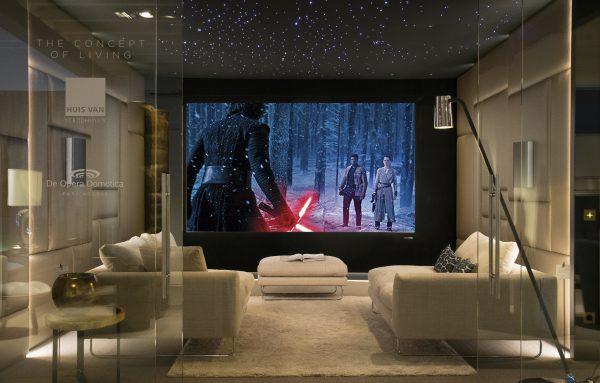 Domotica home cinema maatwerk