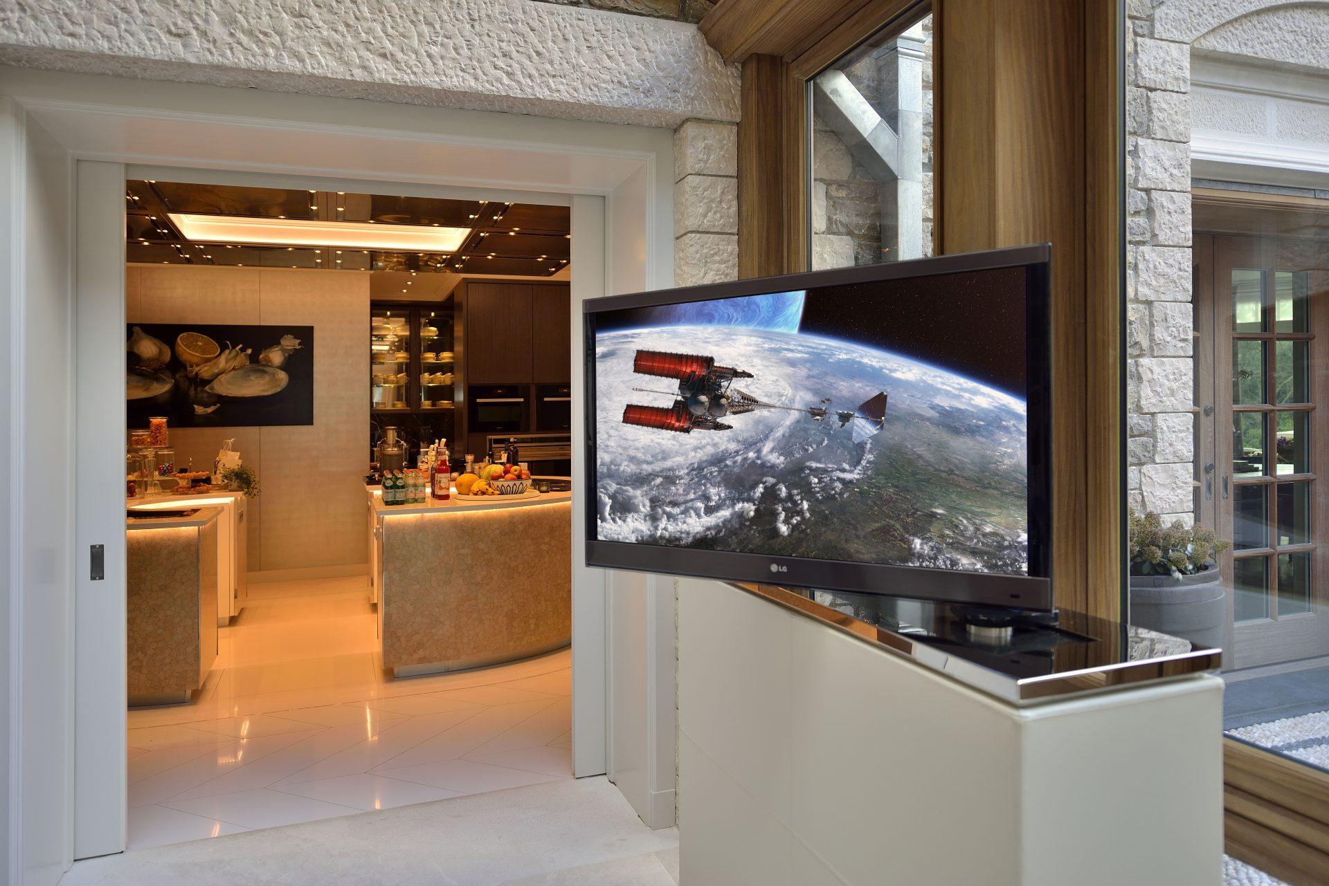 domotica multiroom video