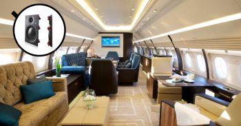 domotica prive vliegtuig